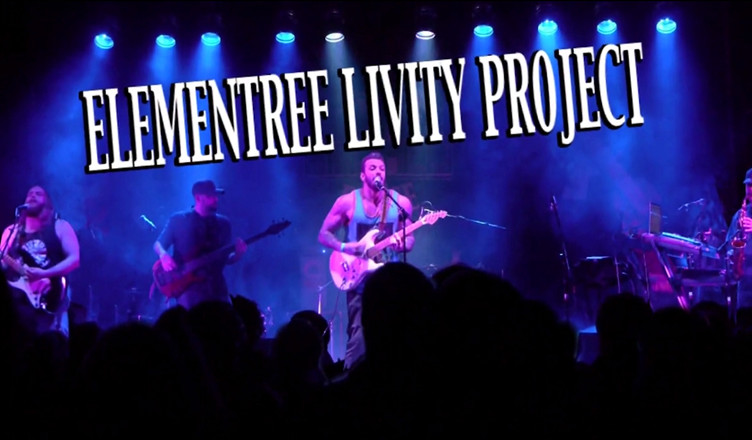 Elementree Livity Project LIVE – Album Release Party