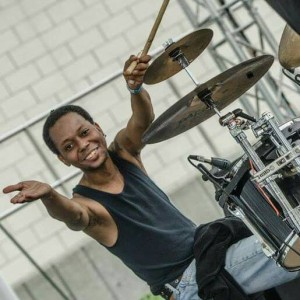 ELP drummer Cisco Hughes